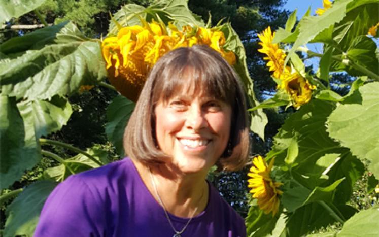 Diana Kamila will guide yoga classes