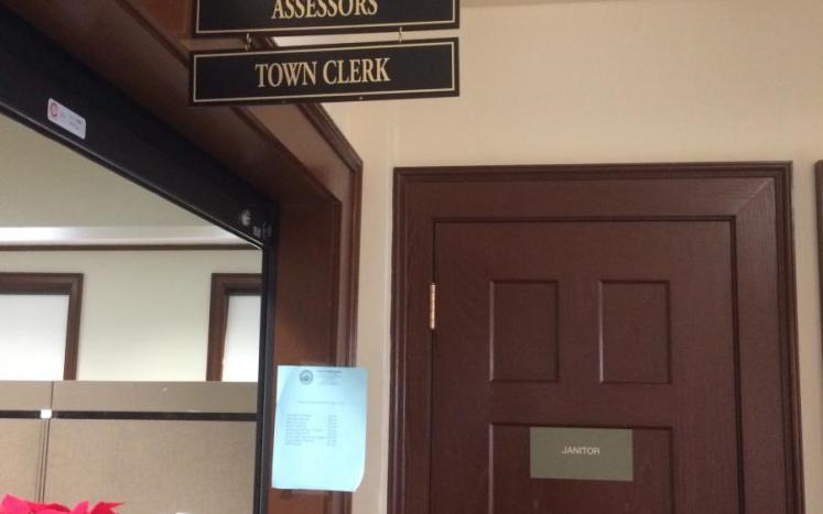 Picture of Town Clerk/Assessor Office